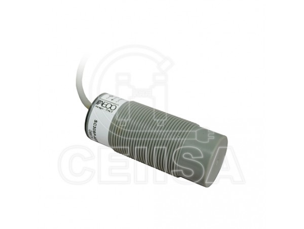 SC30SP-AE25NO/NC - Aeco - Sensor Capacitivo 30X25mm NO NC