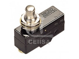 HY-P701A - Hanyoung - Micro Switch Basico con Pibote 1NA+1NC