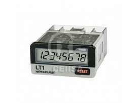 LT1 - Hanyoung - Timer LCD 1/32 DIN 48x24mm