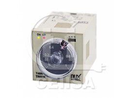 T48N-01C - Hanyoung - Timer 48x48mm 8 Pines con Dial tipo Panel