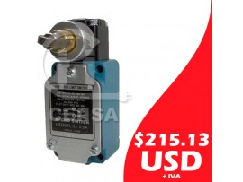 3LS1 - Honeywell - Limit Switch con Actuador de Rodillo