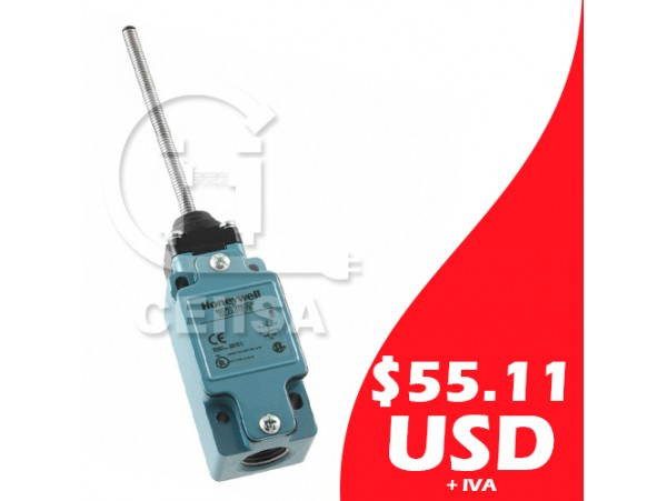 GLAA01E7B - Honeywell - Limit Switch Cola de Rata