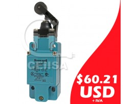 GLBA02D - Honeywell - Limit Switch con Actuador de Pivote