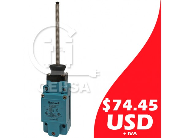 GLBA02E7B - Honeywell - Limit Switch con Actuador Espiral