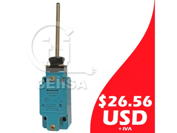 GLZ2AA01 - Honeywell - Accesorio Cuerpo para Limit Switch