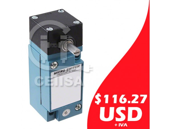 LSN1A - Honeywell - Limit Switch Enchufable
