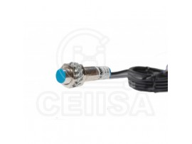 ZI12-2002A - Zenso - Sensor Inductivo 12x12mm NO Raso