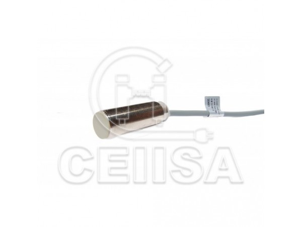 ZI18L3008PC - Zenso - Sensor Inductivo 18x8mm PNP NO+NC Raso